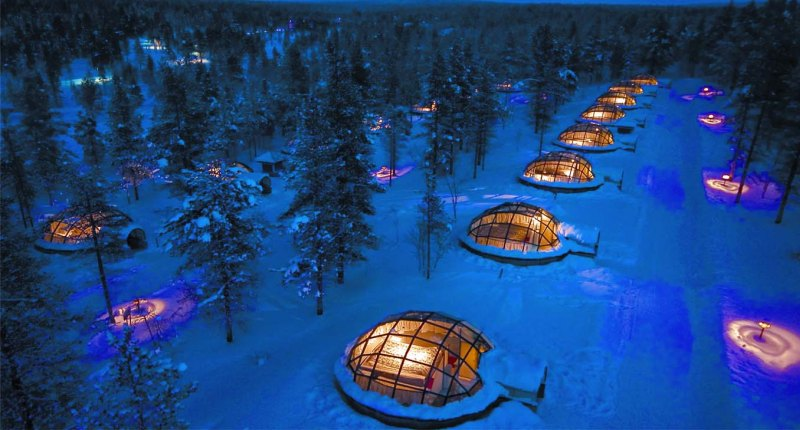 9 strangest Hotels of the world